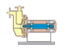 Z型自吸型屏蔽泵