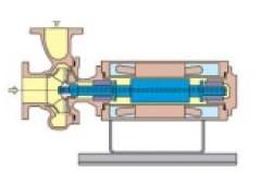 轴内循环基本型泵