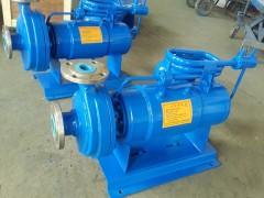 高温分离性泵